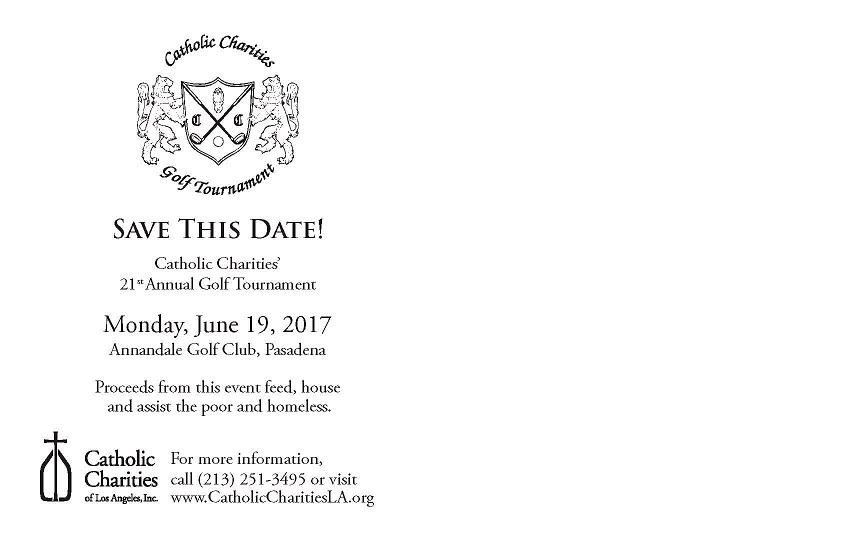 Catholic Charities of Los Angeles   21st Annual Catholic Charities